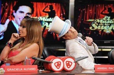 Alfano y Pachano tuvieron una fuerte pelea en ShowMatch