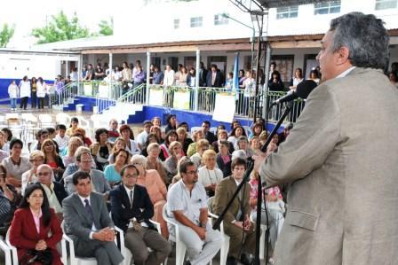"""Cincuentenario de la Escuela Primaria Nº 19 """"Martín Fierro"""" de Rincón de Milberg"""