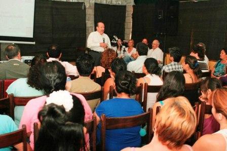 Avanzan las mejoras del barrio Presidente Perón