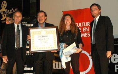 Guillermo Francella fue homenajeado por el Instituto Cultural de la Provincia de Buenos Aires