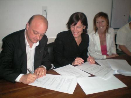 Crean un servicio de estimulación temprana y desarrollo infantil en el hospital de Pacheco
