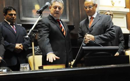 Horacio González seguirá como presidente de la Cámara de Diputados.