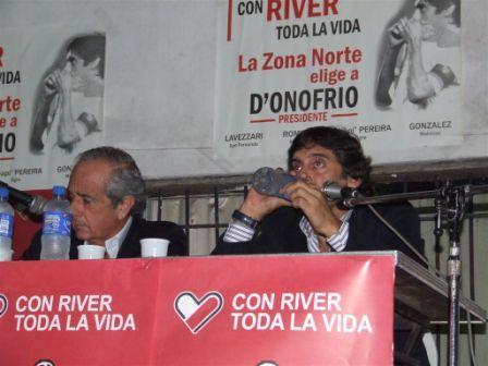 D´onofrio cerró su campaña en San Isidro