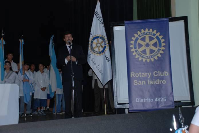 En San Isidro distinguieron a alumnos con mejores promedios