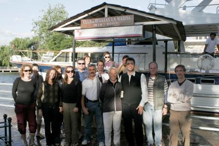 La Embajadora de Suiza visitó Tigre