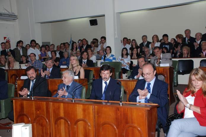Asumieron los nuevos concejales de San Isidro