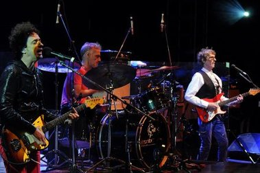 Spinetta celebró 40 años con la música en una noche para el recuerdo