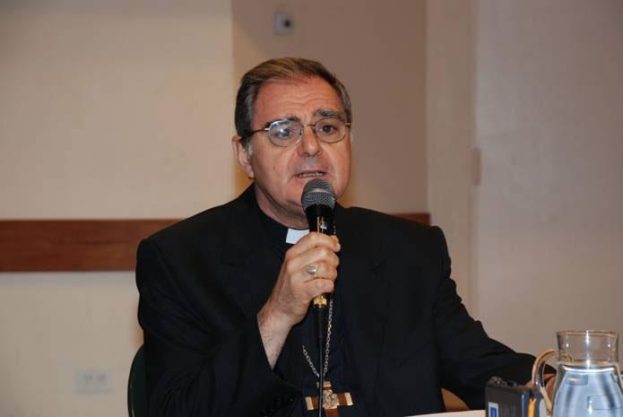 monseñor Oscar Vicente Ojea