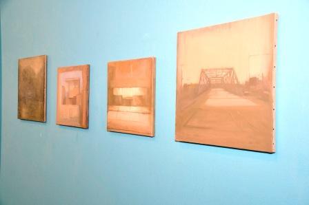 Se inauguró la muestra pictórica Horizonte en el Museo de Arte Tigre
