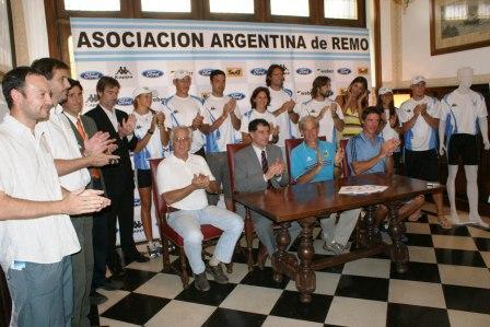 El Campeonato Sudamericano vuelve a la cuna del remo argentino