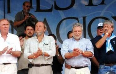 El campo celebró el recambio parlamentario con duras críticas al Gobierno