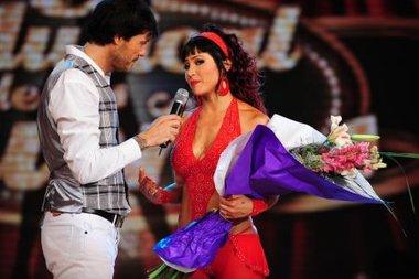Adabel Guerrero fue expulsada del certamen El musical de tus sueños