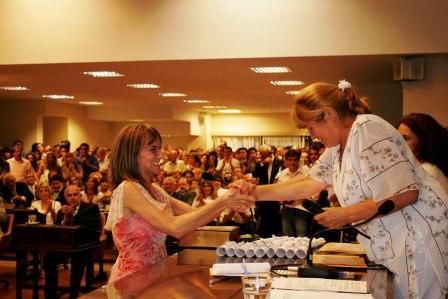 Malena Galmarini de Massa Asumió como Concejal