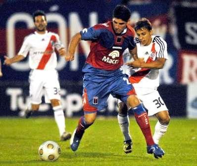 River venció a Tigre en la despedida de Cagna