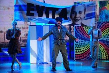 Fort venció a Ritó y se convirtió en primer finalista de El musical de tus sueños