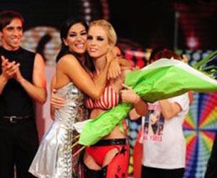 Silvina Escudero venció a Rocío Guirao Díaz en la segunda semifinal del certamen El musical de tus sueños