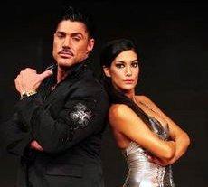 Ricardo Fort y Silvina Escudero se enfrentan en la final de El musical de tus sueños
