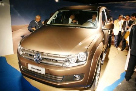 Volkswagen presentó la nueva Amarok fabricada en Tigre