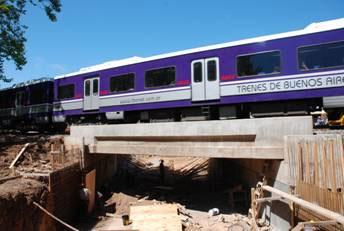 Rápido avance de las obras del túnel vehicular de Güemes