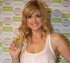 Araceli González lanzó un nuevo perfume