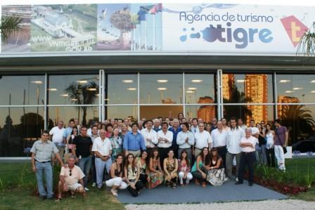 Más de 170 prestadores de distintos servicios turísticos dentro del distrito se reunieron con las autoridades de la Agencia de Turismo de Tigre