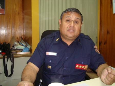 Tigre tiene su primer Comandante General de Bomberos