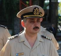 Asumió el nuevo titular de la Prefectura Naval de San Isidro, prefecto principal Eduardo Gabriel Cutropía