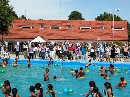 Arrancó la colonia municipal de verano en San Fernando