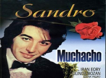 Sandro de América, Muchacho de Tigre