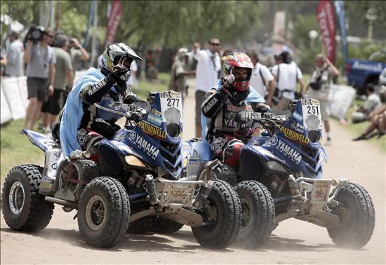 Marcos Patronelli se convirtió en el primer piloto argentino en ganar el Dakar