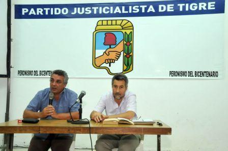 La Sede del Partido Justicialista de Tigre retomó sus actividades celebrando el año del Bicentenario