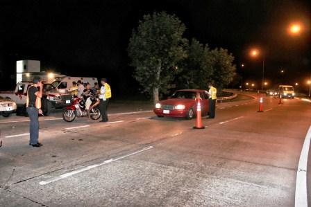 Continúan los controles vehiculares en Tigre
