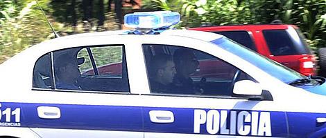 Barrios fue trasladado al penal de Batán