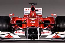 Ferrari presentó el nuevo F10