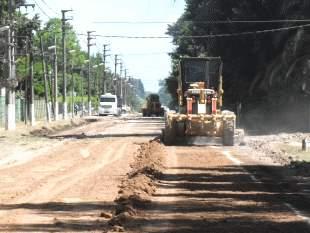 Repavimentarán la calle Chapagnat de Pilar