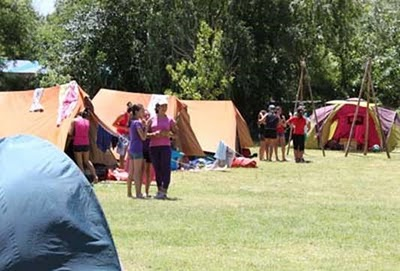 Comienzan nuevamente los campamentos en San Isidro