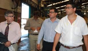 Una planta industrial que proyecta seguir creciendo en Tigre