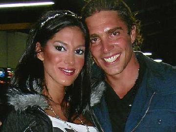 Matias Alé y Silvina Escudero en crisis