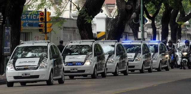 La Policía Metropolitana comenzó a patrullar la capital