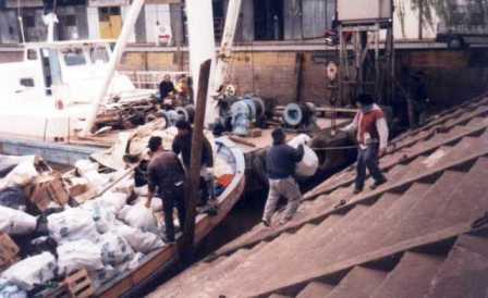 La recolección selectiva del Delta Sanfernandino cumple 10 años