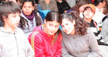 Apoyo escolar secundario gratuito en San Fernando