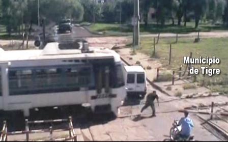 Un vecino de Tigre se transformó en héroe al salvar a un inconciente