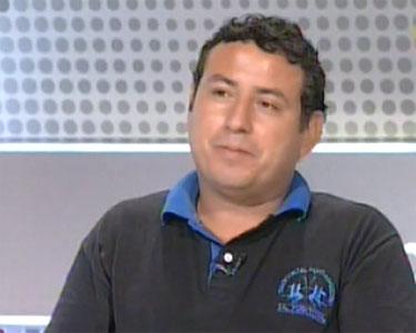 """Jose Luis: """"no me siento más valiente por esto"""""""