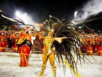Comenzó el Carnaval de Río