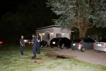 La policía de Tigre desbarato una banda que robaba autos en Capital y Vicente López