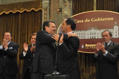 Carlos Bonicatto será el nuevo defensor del Pueblo de la Provincia
