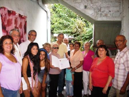 Más escrituras para los vecinos de Torcuato