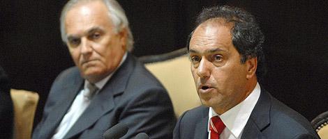 Scioli dio inicio al 138 periodo de sesiones y ratifico alineamiento con el gobierno nacional