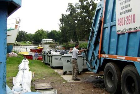 Presentan los primeros resultados de la recolección de residuos en el Delta
