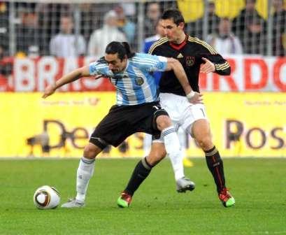 El Seleccionado Argentino mostró una importante mejoría y le ganó por 1-0 a Alemania